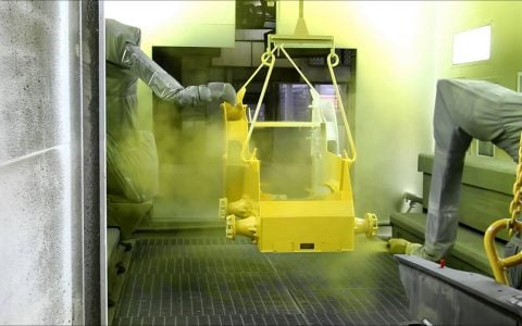 Fanuc painting robot