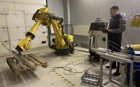 Nord Robotics insider - tests.