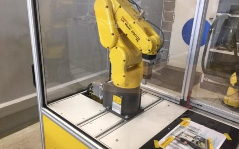 Fanuc training cell