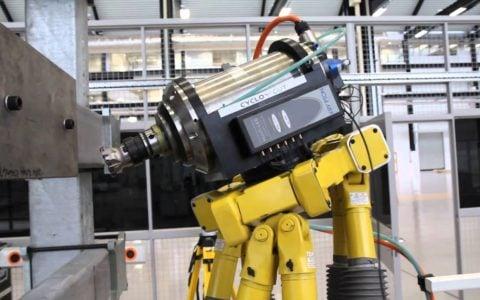 Fanuc parallel link robot
