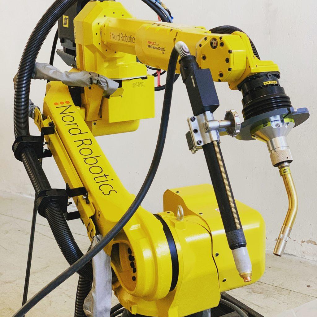 Used Robots for sale FANUC - nordrobotics com - Smart Automation